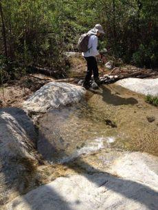 One of 12 Creek Crossings