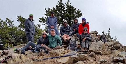 October 2015 - I summited San Bernardino Peak!