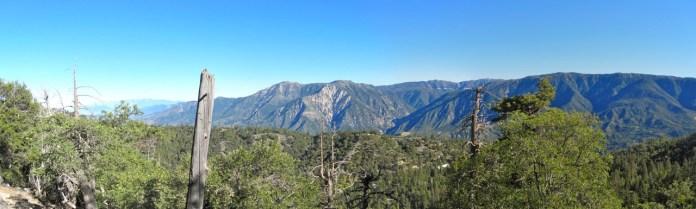 San Bernardino Panorama