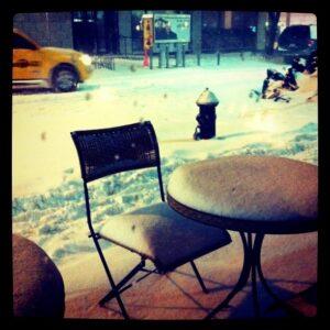 Snowpocalypse in NYC