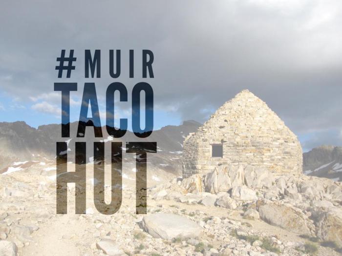 Muir Hut Taco Stand