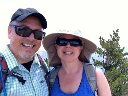 SoCal Hikers atop Baden-Powell