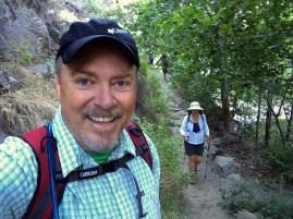 Trail Selfies