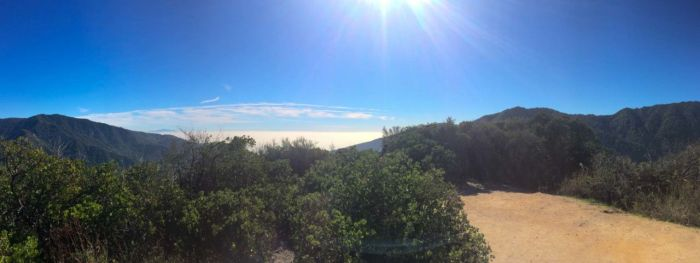 View from Mt. Zion