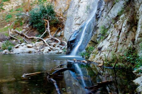 Chantry Flats-Sturtevant Falls -23