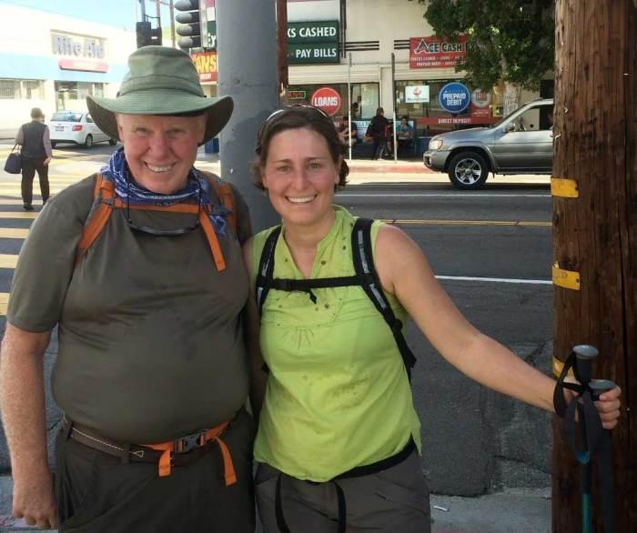 Bob Inman and Kelly Lane