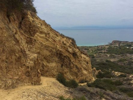 Ailor's Cliff on the Rim Trail