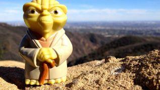 Yoda approved hike