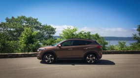 Auditioning the Hyundai Tucson for the SoCalHiker AdventureMobile