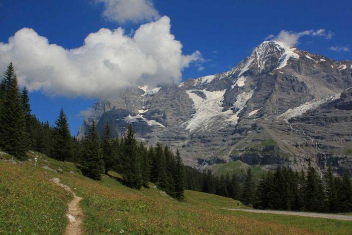 Lauterbrunnental in the Swiss Alps