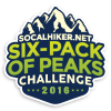 2016 Six-Pack of Peaks Challenger - Level 1