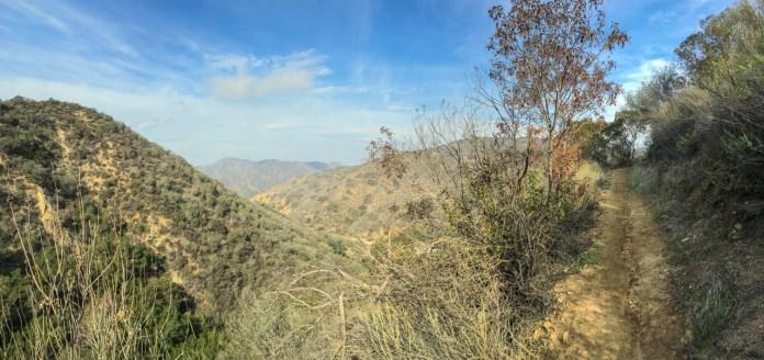 La Tuna Canyon Trail