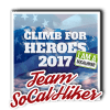 2017 Climb for Heroes - Level 1