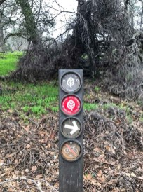 Trailhead Signpost