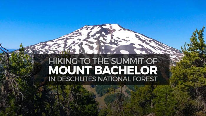 Hike Mt Bachelor