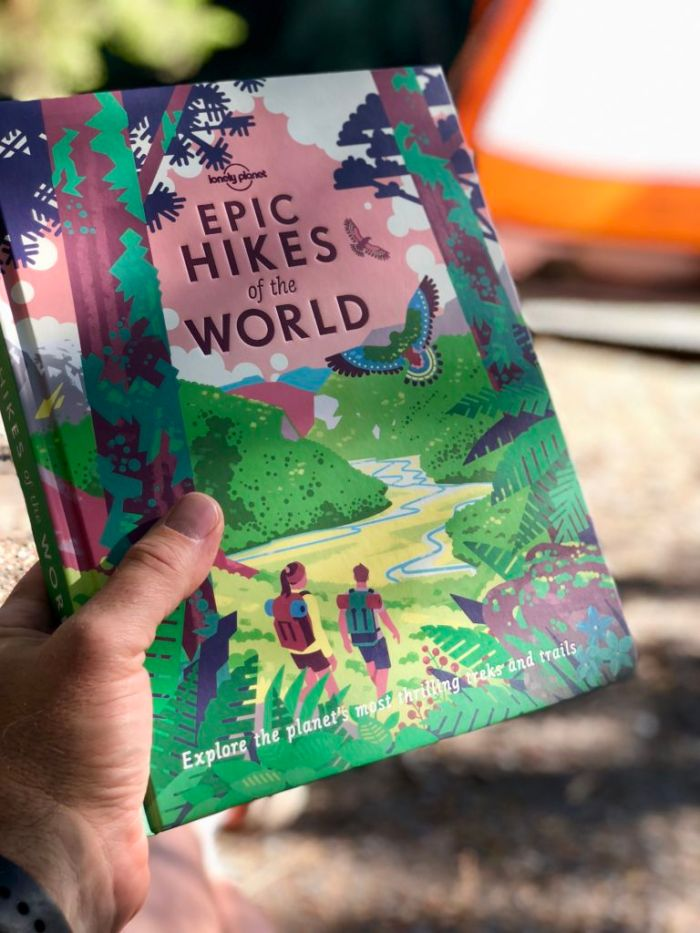 Book Review: Epic Hikes of the World