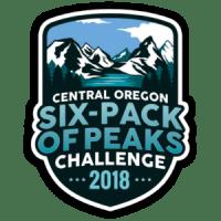 Central Oregon Six-Pack of Peaks Challenge logo