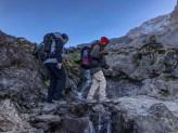 Water Crossing on Kilimanjaro