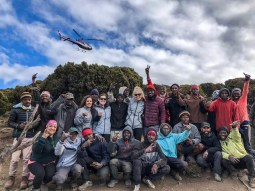 Happy Kilimanjaro Team
