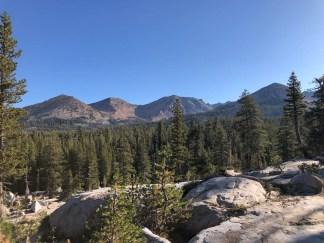 Red Peak from Merced Pass