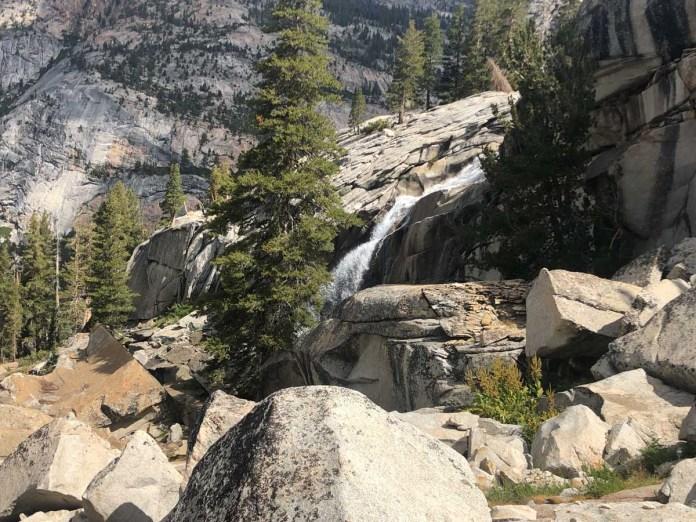 Waterfalls of the Triple Peak Fork 2