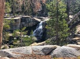 Waterfalls of the Triple Peak Fork