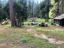 Merced Lake Ranger Station