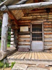 Mystic Lake Patrol Cabin