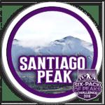I hiked Santiago Peak