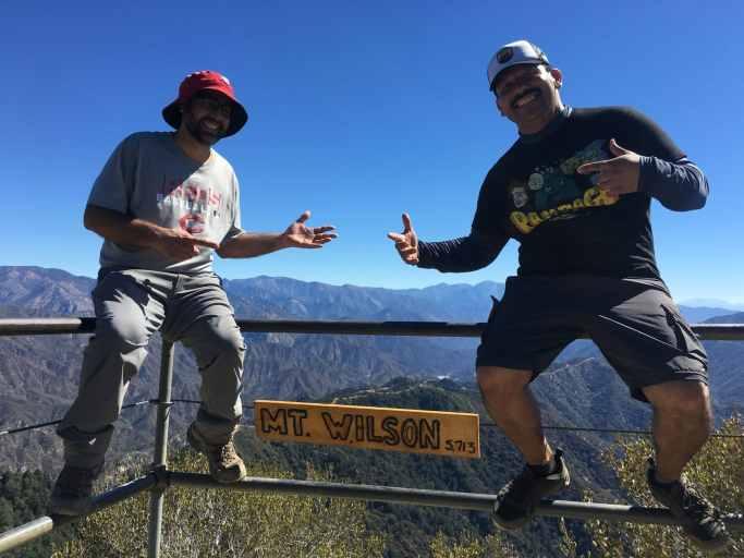Mt Wilson with my FTH Fam 989DF9C7-44C5-417A-999C-23D3B154AF31262F4DE4-58B4-4232-A543-9115E2D3E7D9DA