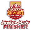 2019 SoCal 12-Pack Finisher
