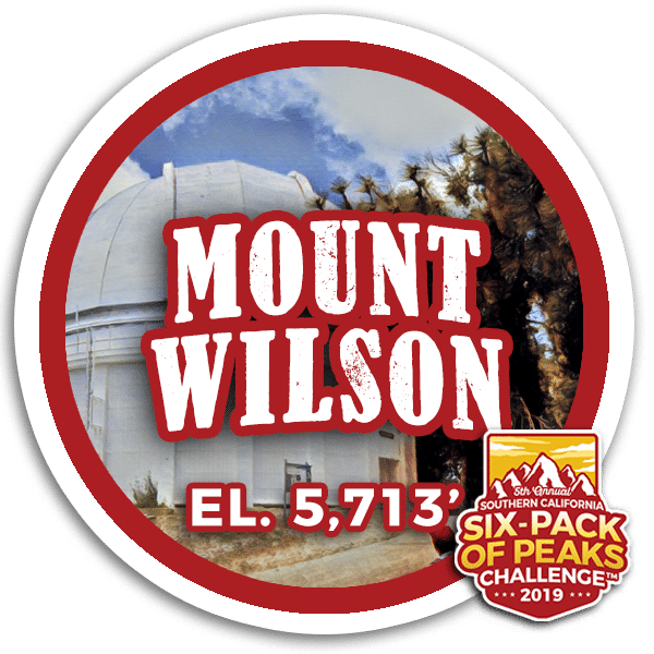 2019 Mount Wilson