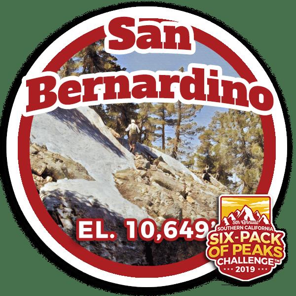 2019 San Bernardino Peak