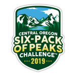 2019 Central Oregon Six-Pack of Peaks Challenge logo