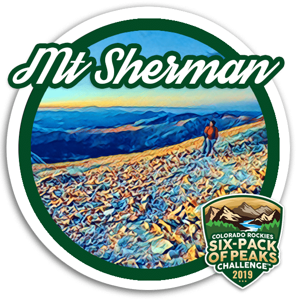 2019 Mount Sherman