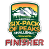 2019 Arizona Summer Finisher