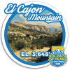 2020 El Cajon Mountain