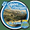 2020 El Cajon Mountain