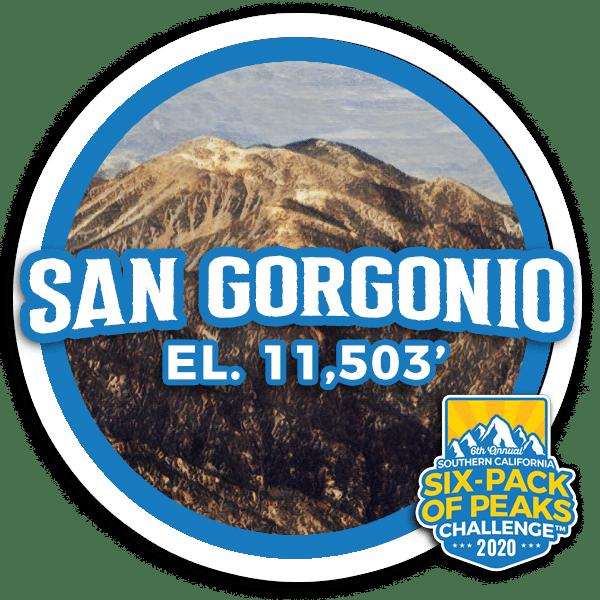 I hiked San Gorgonio