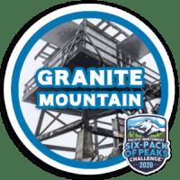 2020 Granite Mountain badge