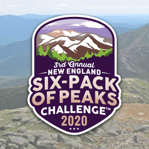 2020 New England Six-Pack of Peaks Challenge