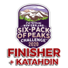 2020 New England Finisher + Katahdin