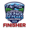 2020 Colorado Finisher