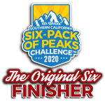 2020 SoCal Original Six Finisher