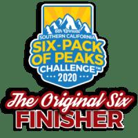 2020 SoCal Original Six Finisher