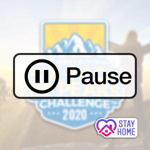 Press Pause on your challenge
