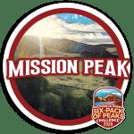 2020 Mission Peak Badge