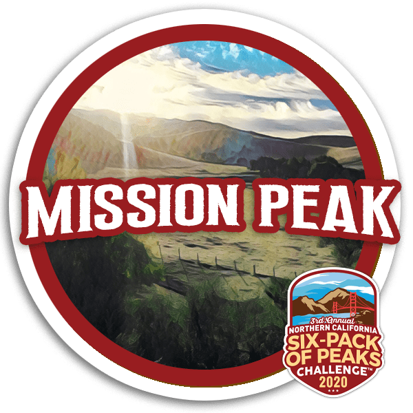 2020 Mission Peak Badge