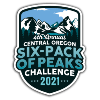 2021 Central Oregon Six-Pack of Peaks Challenge
