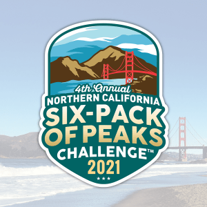 NorCal Six-Pack of Peaks Challenge